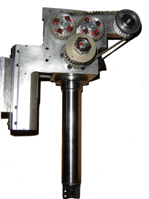 Servis industrijskih šivalnih strojev